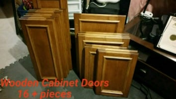 Misc Wood Cabinet doors