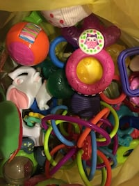 All the baby toys for $5 Falls Church, 22043