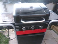 Charbroil Gas/Charcoal grill