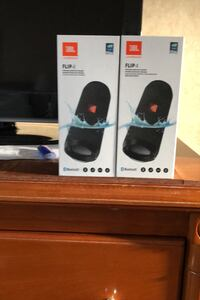 Got 2 JBL Flip 4s send best offers