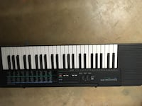 black and white electronic keyboard Springfield, 22153