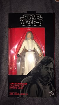 Star Wars Luke Skywalker Black Series (near mint in sealed box) Atlanta, 30324