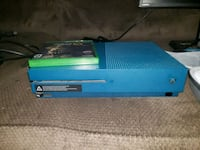 blue Xbox One game console Asbury Park, 07712
