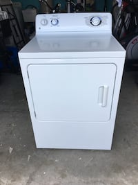 White front-load clothes washer Kissimmee, 34759