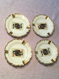 HAND PAINTED NUMBERED FINE CHINA SET Edmonton, T6E 0R2