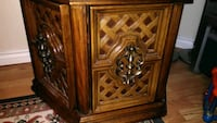 brown wooden cabinet with drawer Richmond Hill, L4B 4K5