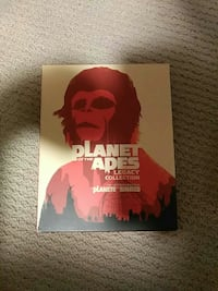 Planet of the Apes Legacy Collection Surrey, V3S