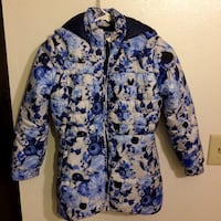 Youth GUESS puffer jacket