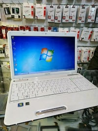 Toshiba laptop pc