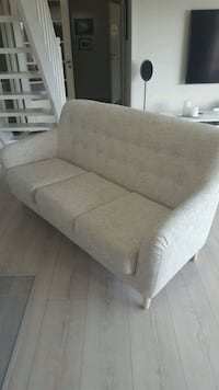 Ny Twist 3 seters sofa Tønsberg, 3152