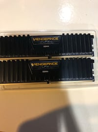 ddr4 Vengeance 2x4gb 3000MHz Elko New Market, 55020