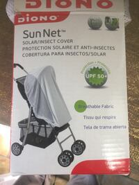 Diono Sun Net never been used  Mississauga, L5L