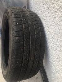 Uniroyal 225/50R17 tread is still decent Edmonton