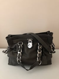 black leather 2-way bag Mt. Juliet, 37122