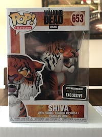 Funko Pop Shiva (from the Walking Dead) Palmdale, 93552