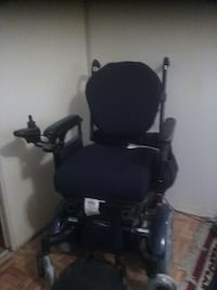 black motorized wheelchair Richmond Hill, L4C