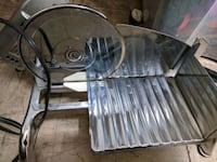 Recently sharpened deli slicer London