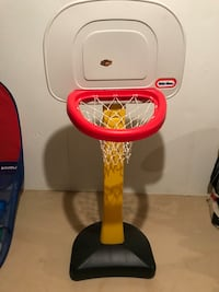 Little tikes basketball hoop Potomac, 20854
