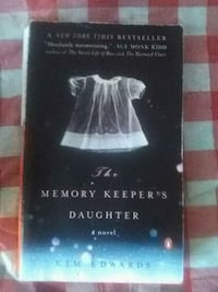 The memory keepers daughter  Warwick, 02886