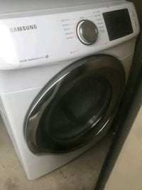 white Samsung front-load clothes washer Columbus, 43219