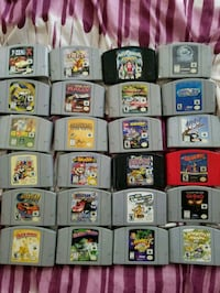 Nintendo 64 games Brooklyn, 11203