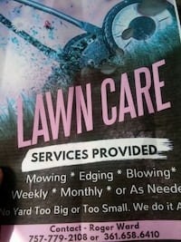 Hello everyone. I'm the owner of lawn care
