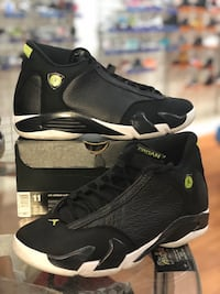 Indiglo green 14s size 11 37 km