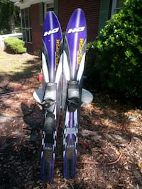 Wide Trax Water Skis