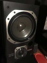 black and gray Yamaha subwoofer Barrie, L4M