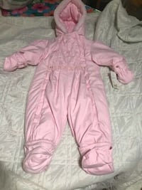 Rothschild baby girl snowsuit new  Gaithersburg, 20878