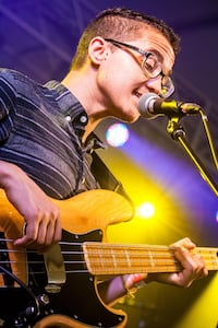 Bass guitar lessons Centreville