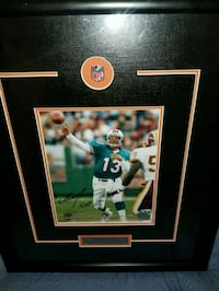 Dan Marino signed & authenticated photo  Toronto, M1L 2T3