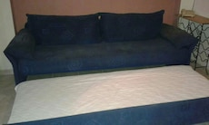 Couch, bed
