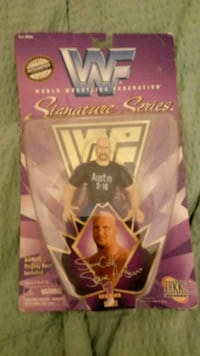 Stone Cold Steve Austin Action Figure Brunswick