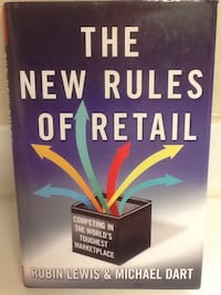 NEW RULES OF RETAIL Book - Business Sales Money Self Help Las Vegas, 89119