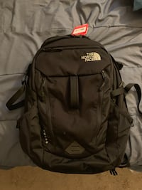 The North Face Backpack - Black  Centreville, 20121