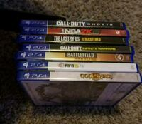 assorted Sony PS4 game and console Plano, 75075