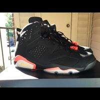 Jordan Retro 6s size 11.5 ( lookin for trade for retros) Alexandria