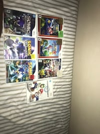 assorted Xbox 360 game cases Toronto, M1B 6G3