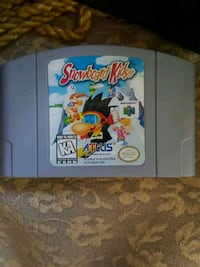Nintendo Super Mario 64 game cartridge Niagara Falls, L2J 1S4