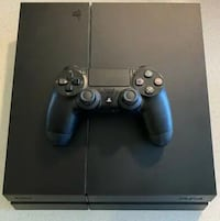 PS4, With 6console games