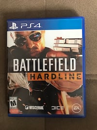 PS4 BATTLEFIELD HARDLINE ps4