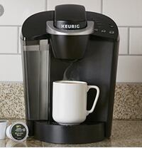 black and grey Keurig coffeemaker Stateline, 89449