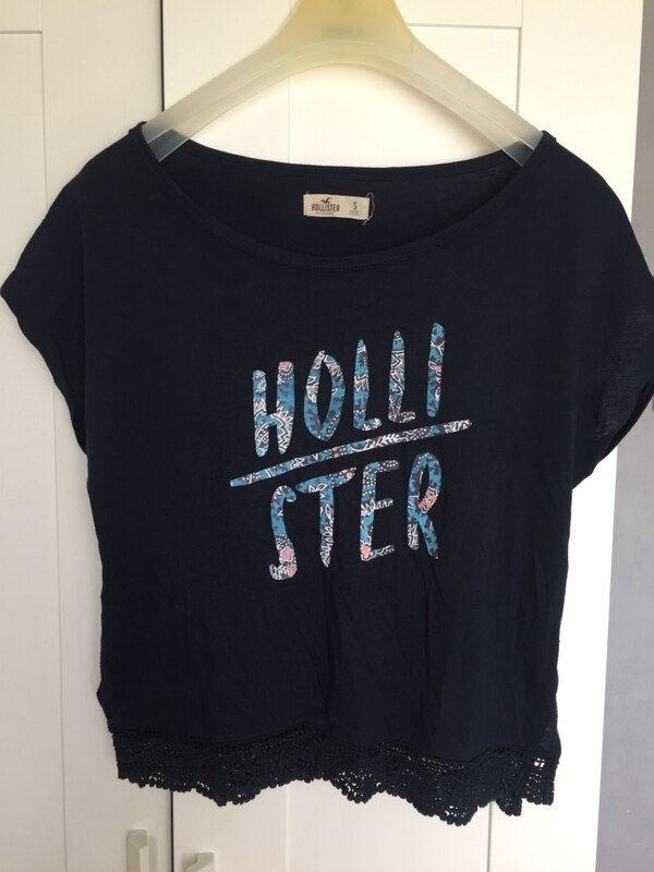 Joli t-shirt hollister