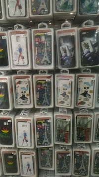 assorted color iPhone case lot Toronto, M9B 3Y8