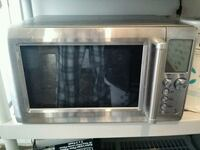 Breville stainless microwave Frederick, 21701
