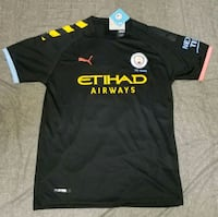 Manchester City Kevin De Bruyne Soccer Jersey Chevy Chase, 20815