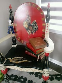 Tracy H. Porter Rooster Chair Ann Arbor, 48108