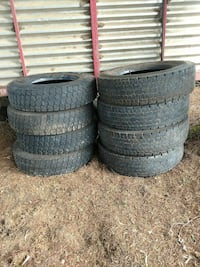 Truck tires 11R 22.5