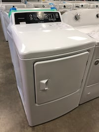 TAKE HOME FOR $40 DOWN! Frigidaire Electric Dryer Front Load White #2713